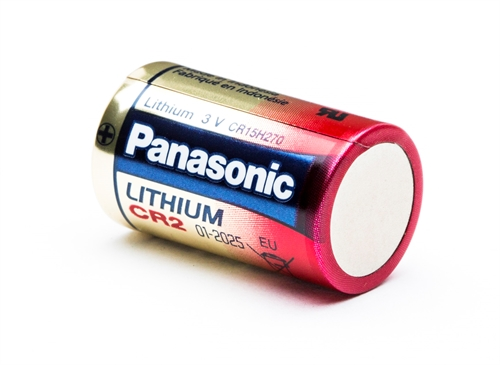 Panasonic CR2 batteri<br>1 stk.
